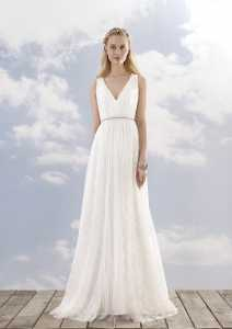 rembo styling andrea grecian inspired wedding dress