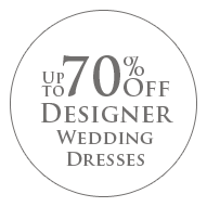 Up to 70% off Designer Wedding Dresses in Ireland's Top Boutiques