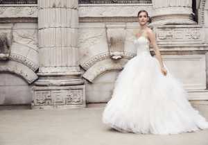 Wedding Dress Lingo Finding The Right Style For Your Body Shape