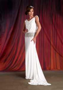 Eliza Jane Howell Mary Grecian Inspired Wedding Dress