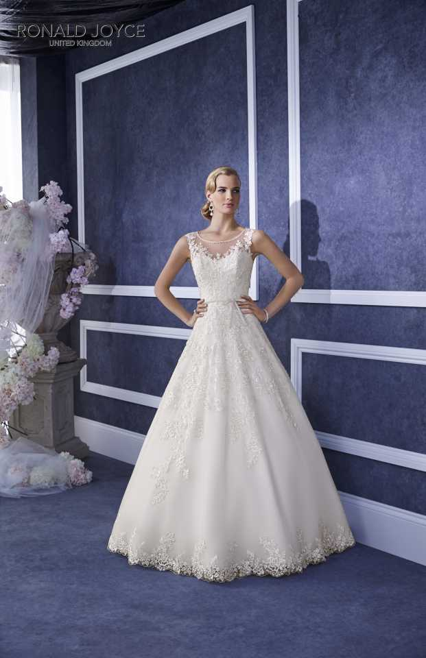 Ronald joyce enya 69064 wedding dress on sale bridal for Ronald joyce wedding dresses prices