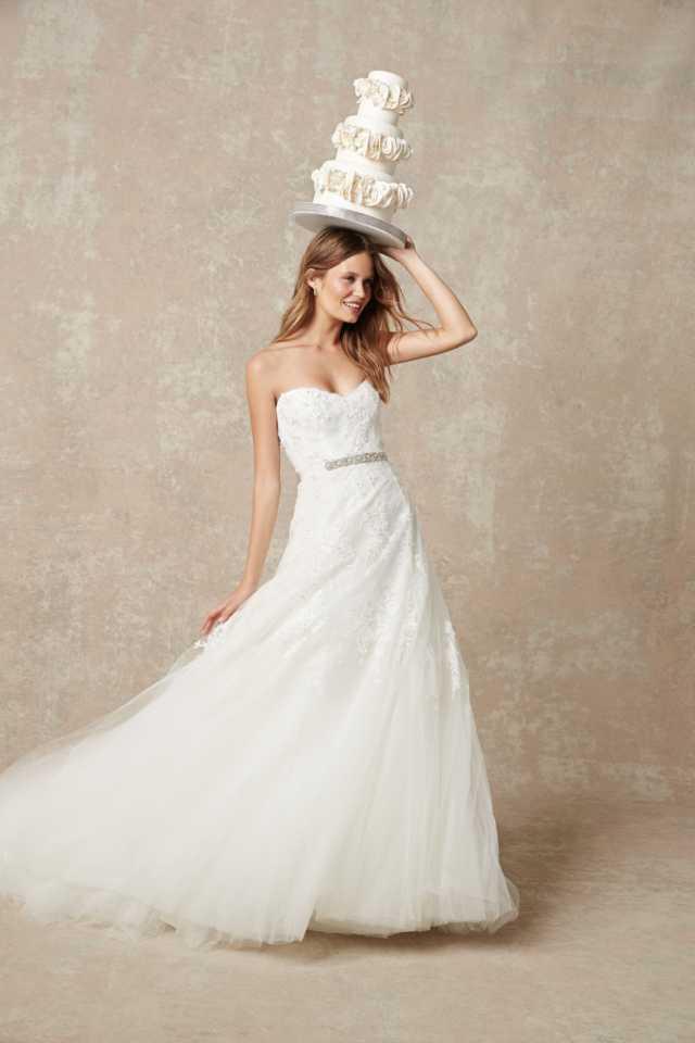694c2121209d Designer Wedding Dress On Sale Off The Rail In Dublin | Bridal ...