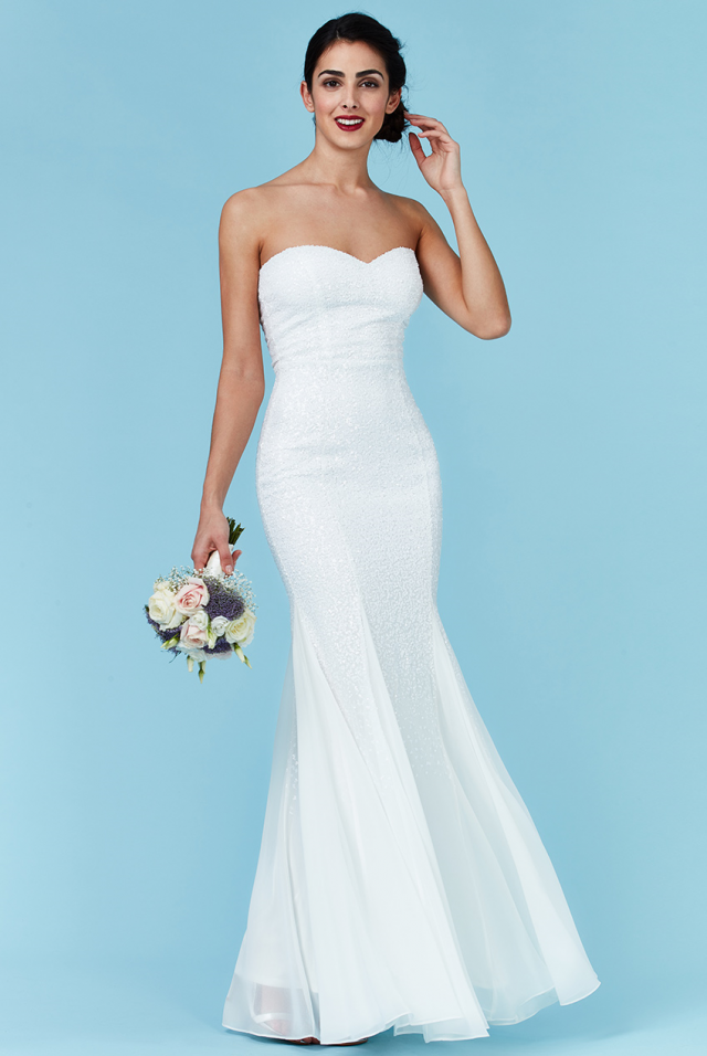 Dr1049w Second Dress For Wedding Reception Bridal Village