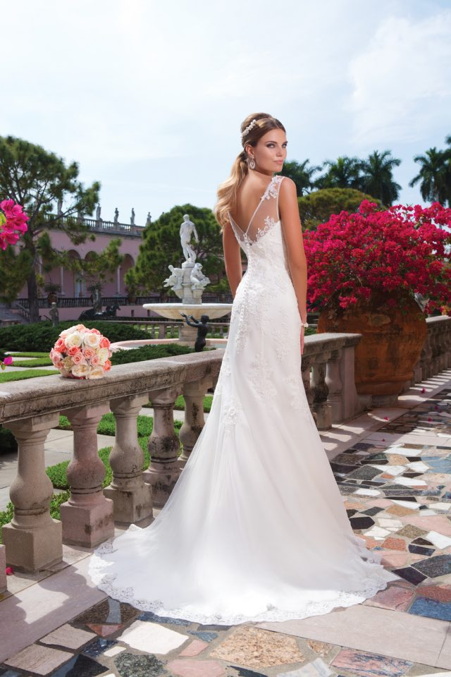 68fc08a6650 Sweetheart 6043 by Justin Alexander - Bridal Village