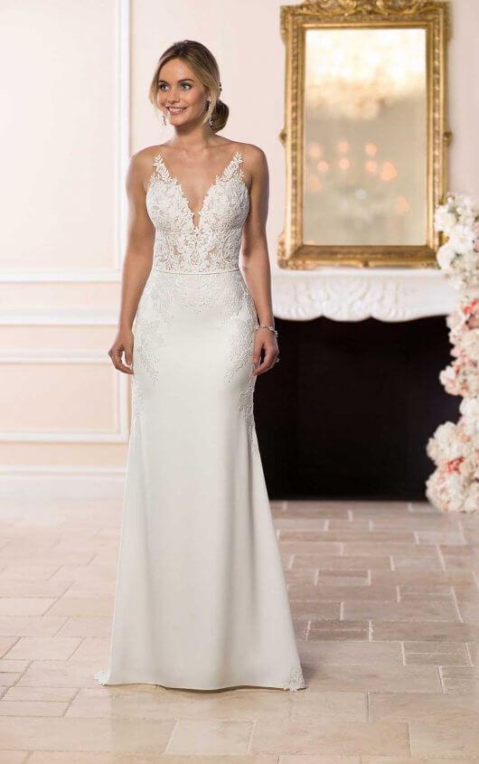 cce8d453037f9 Discount Wedding Gown | Designer Wedding Dress 70% 0ff | Bridal Village